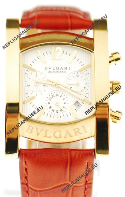 Bvlgari Assioma Japanese Replica Watch