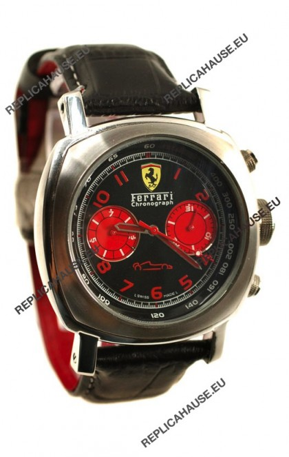 Panerai Ferrari Granturismo Japanese Replica Watch