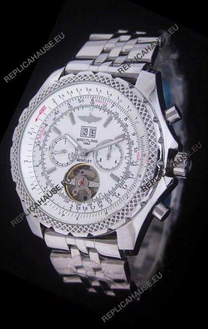 Breitling Bentley Tourbillon Japanese Replica Watch