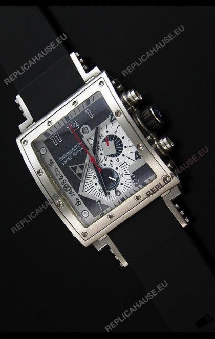 Jacob and Co. Manhattan Watch in PVD Case