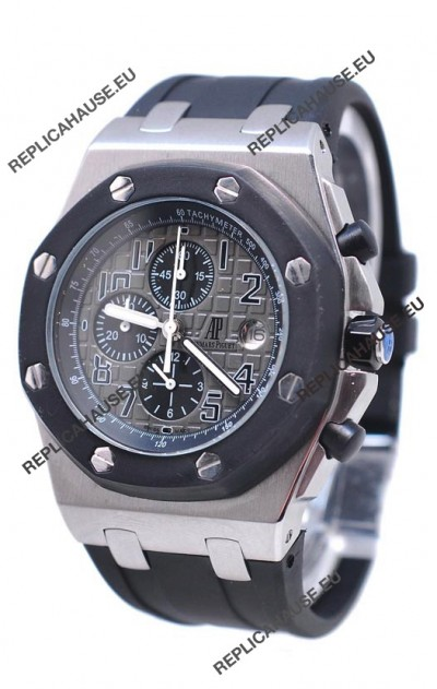 Audemars Piguet Royal Oak Offshore Limited Edition Chronograph Watch in Grey Dial