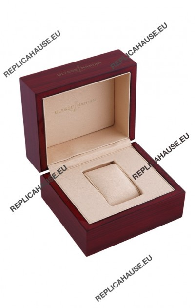 Ulysse Nardin Replica Box Set with Documents