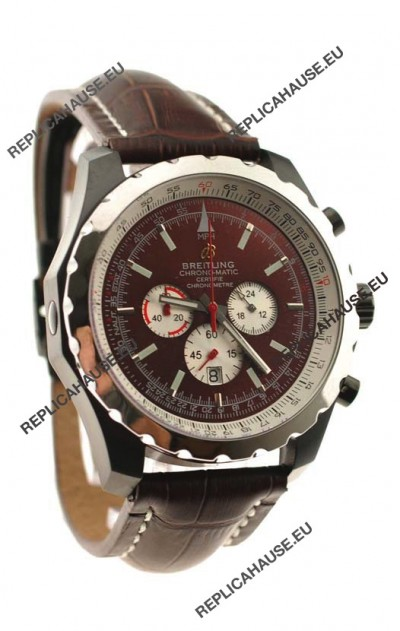 Breitling Chrono-Matic Chronometre Edition Japanese Replica Watch