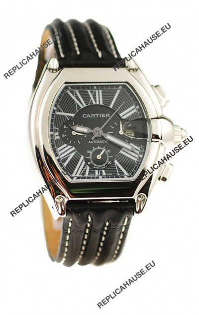 Cartier Roadster Japanese Replica Watch