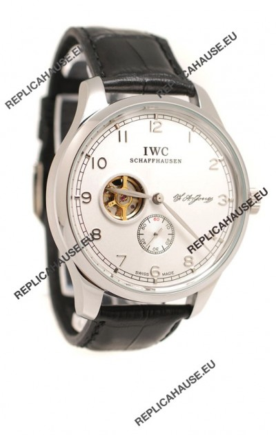 IWC Portuguese Regulateur Tourbillon Japanese Watch