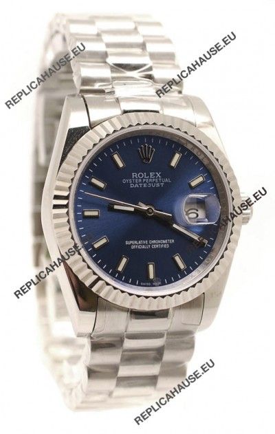 Rolex DateJust Oyster Perpetual Japanese Replica Watch