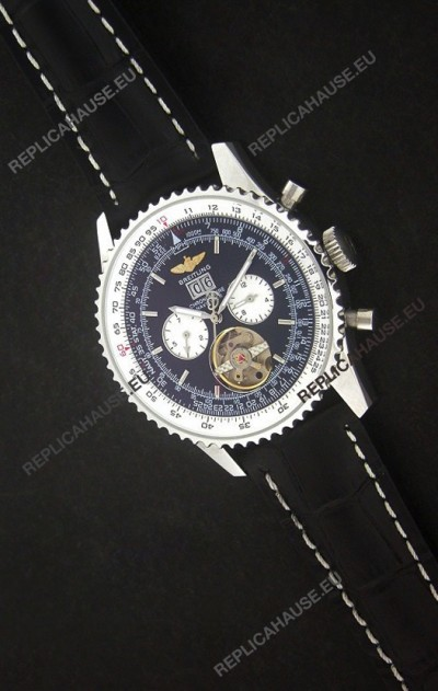 Breitling Chronometer Tourbillon Japanese Replica Watch