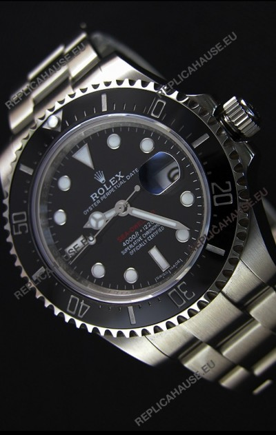 Rolex Sea-Dweller 50h Anniversary REF# 126600 Swiss Replica Watch 1:1 Mirror Replica