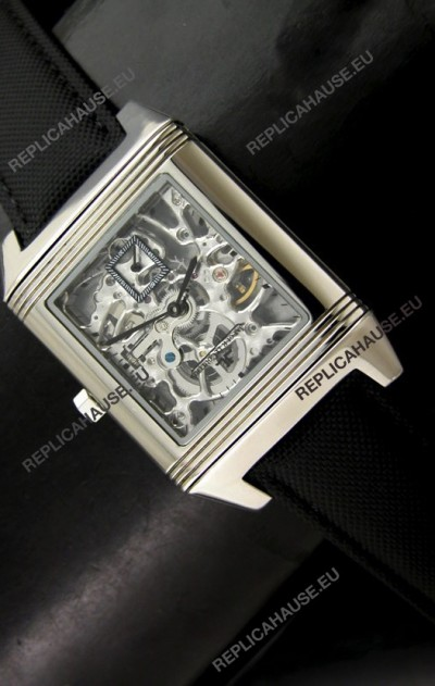 Jaeger LeCoultre Reverso Skeleton Watch